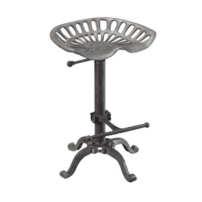 Adjustable Tractor Seat Counter Height Barstool - Carolina Chair & Table