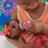Baby Alive Shimmer 'n Splash Mermaid Baby Doll - Black  Hair - image 3 of 4