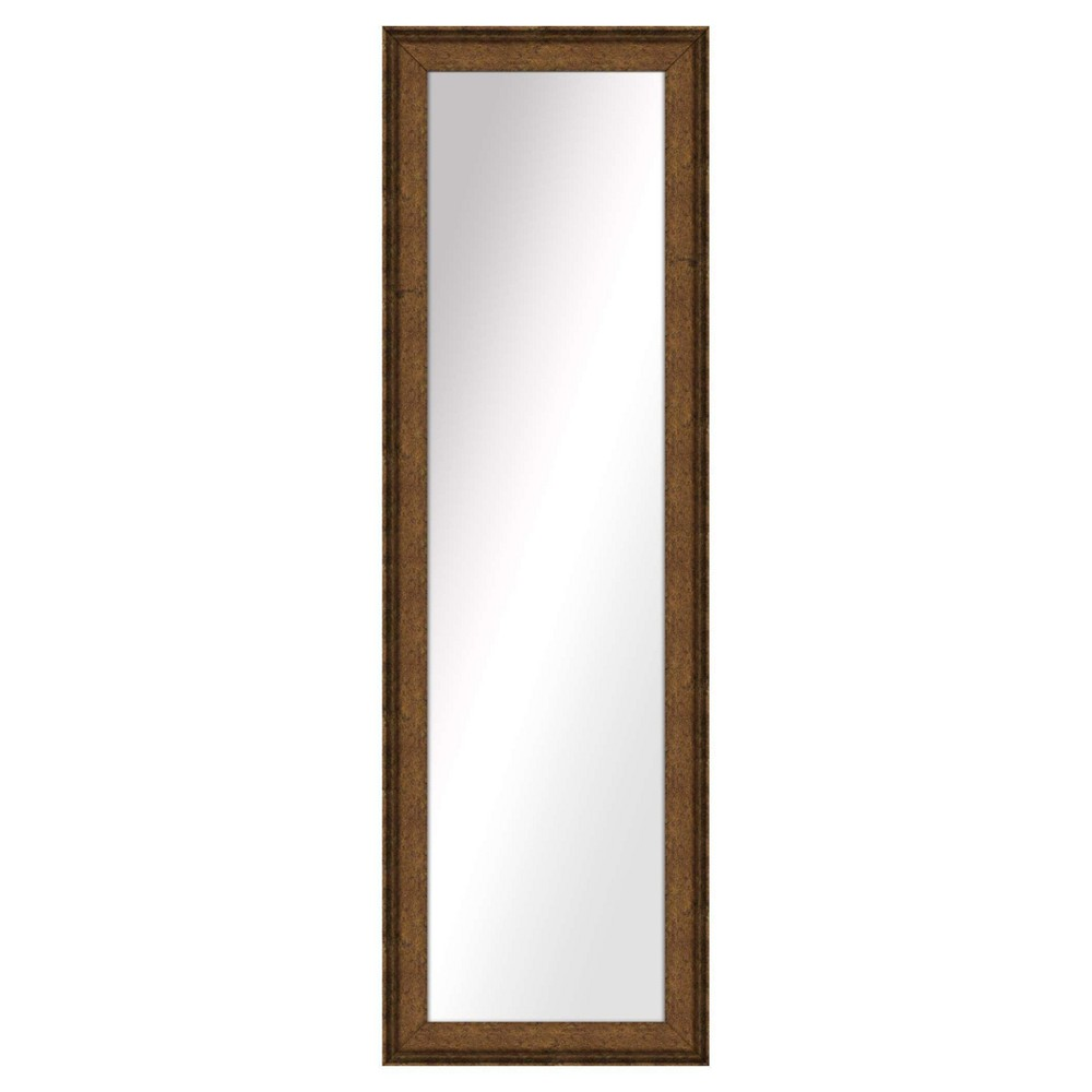 Floor Mirror Ptm Images Deep Gold, Multi-Colored