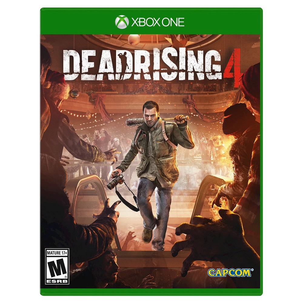 Dead Rising 4 Xbox One, video games