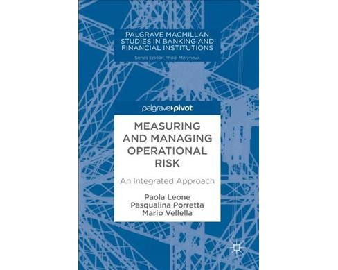 Measuring and Managing Operational Risk : An Integrated Approach (Hardcover) - image 1 of 1