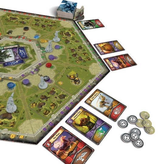 Zman Games Bastion Board Game image number null