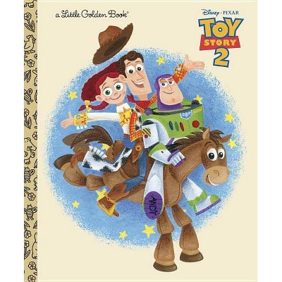 Toy Story 2 - (Little Golden Books (Random House)) by  Christopher Nicholas (Hardcover)