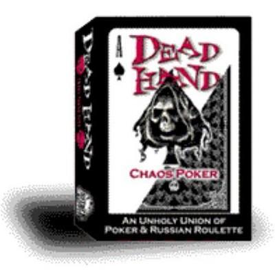 Dead Hand Chaos Poker Board Game