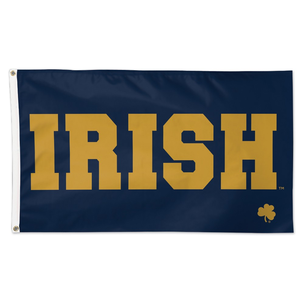 Wincraft Notre Dame Fighting Irish 3x5' Logo Flag
