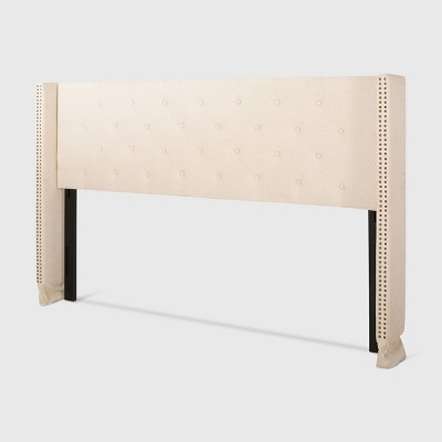 Tourmaline Contemporary Upholstered Headboard - Christopher Knight Home