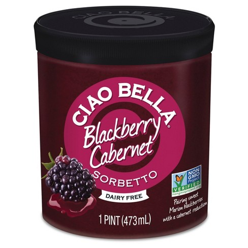 Ciao Bella Blackberry Cabernet Sorbetto - 16oz - image 1 of 1