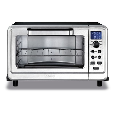 KRUPS 6-Slice Convection Toaster Oven