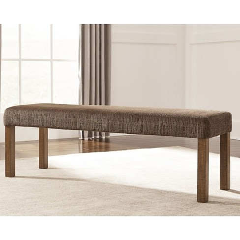 Tamilo Large Upholstered Dining Room Bench