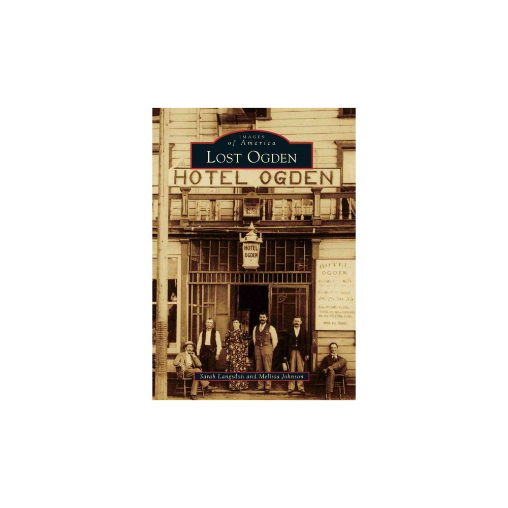 Lost Ogden 12/15/2016, Books