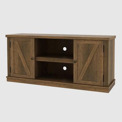 Holbrook Media Console Table Brown - RST Brands