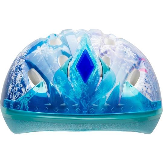 Frozen 3D Tiara Child Bike Helmet image number null