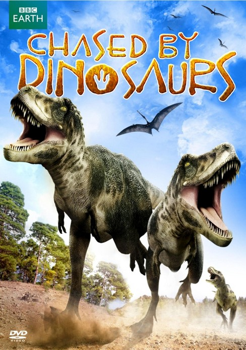 Chased by dinosaurs/Giant dinosaurs/A (DVD) - image 1 of 1