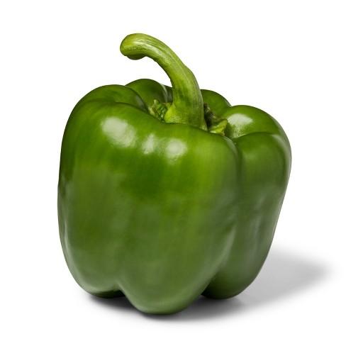 Green Bell Pepper - Each - image 1 of 1