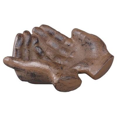 Cast Iron Hands Dish - 3R Studios