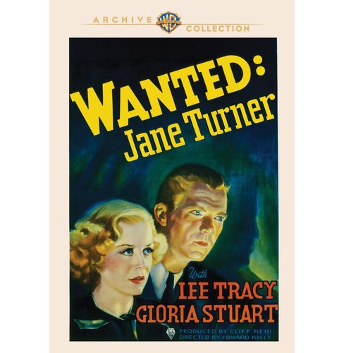 Wanted Jane Turner (DVD) - image 1 of 1
