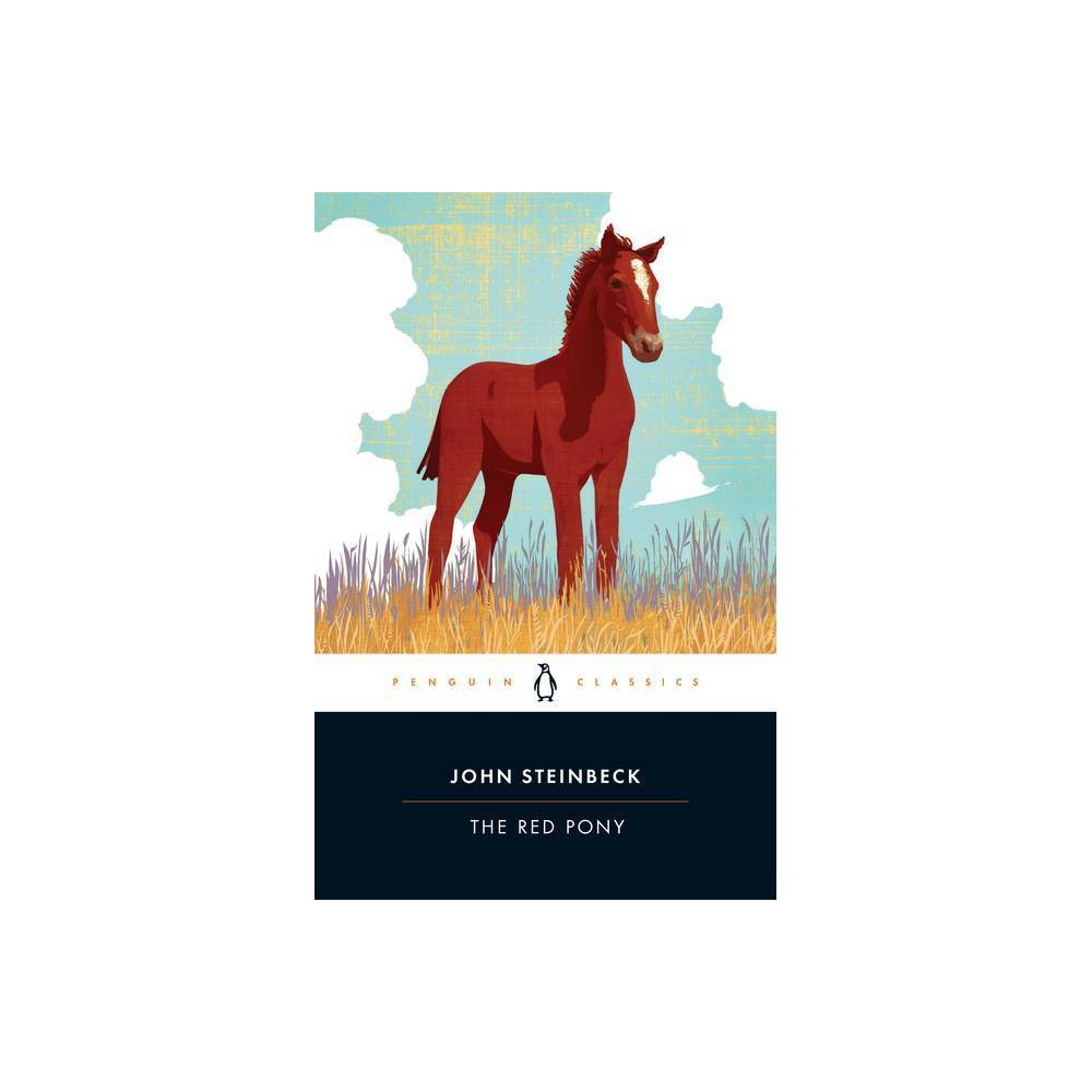 The Red Pony Penguin Great Books Of The 20th Century By John Steinbeck Paperback