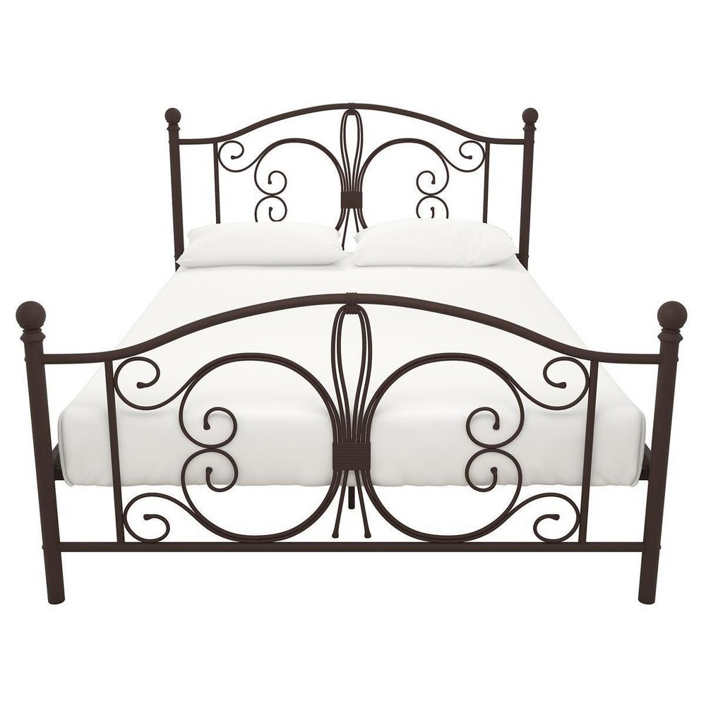 Image of Bombay Metal Bed (Full) - Bronze - Dorel Home Products