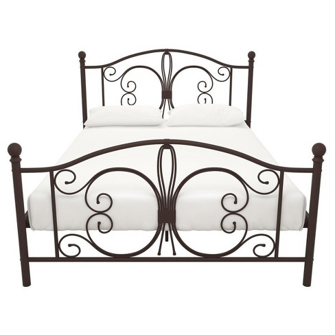Bombay Metal Bed - Dorel Home Products - image 1 of 7