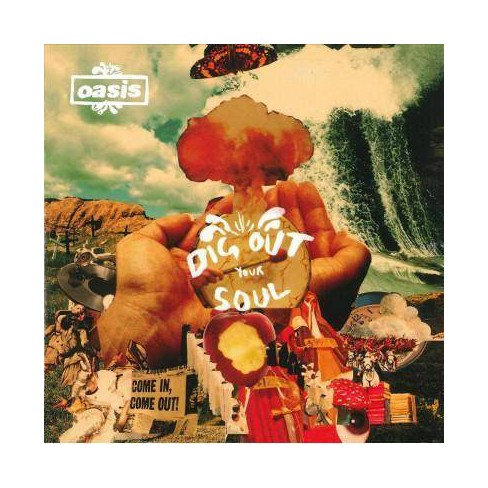 Oasis - Dig Out Your Soul (CD) - image 1 of 1