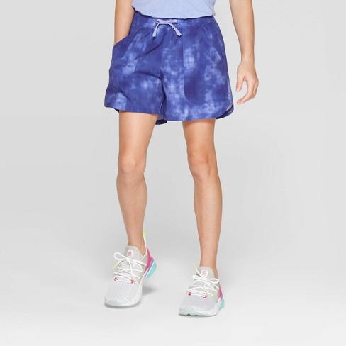 Girls' Sunny Days Woven Shorts - C9 Champion® - image 1 of 4