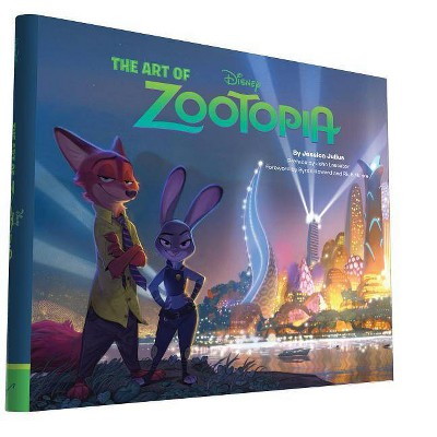 The Art of Zootopia - by  Jessica Julius (Hardcover)