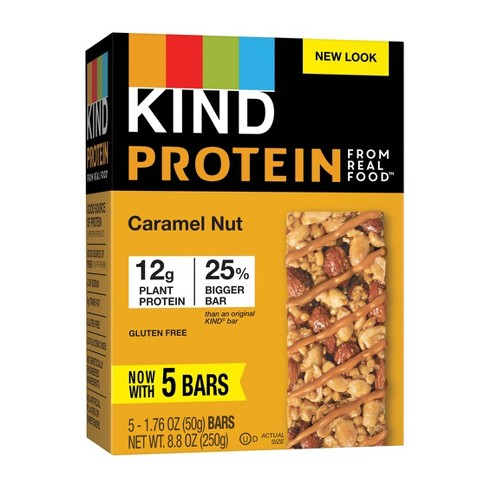 KIND Protein Toasted Caramel - 5ct - image 1 of 4