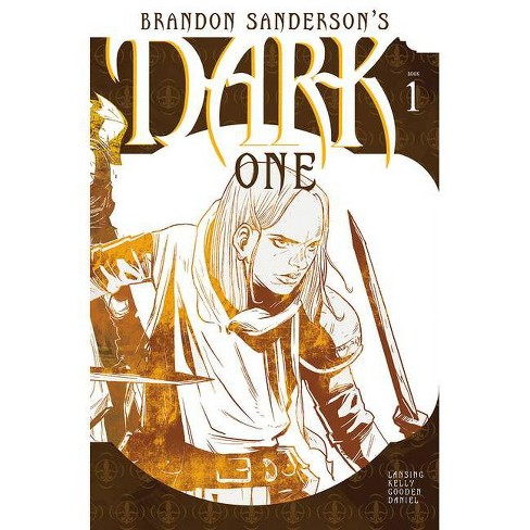 Dark One Volume 1 - by  Brandon Sanderson & Jackson Lanzing & Collin Kelly (Hardcover) - image 1 of 1