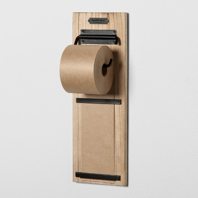 Wooden Paper Roll Holder - Hearth & Hand™ with Magnolia