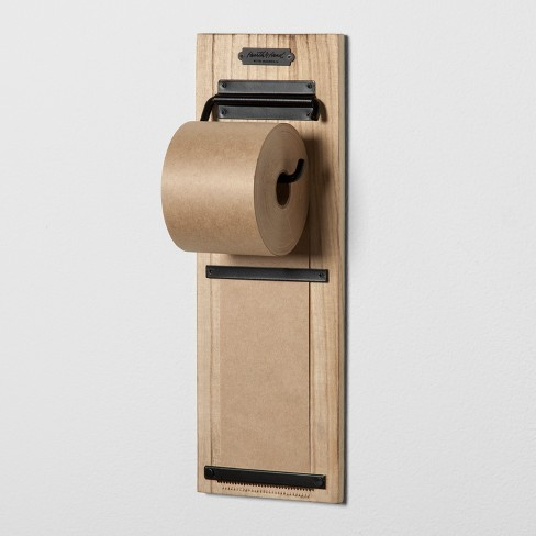 wooden paper roll holder - hearth & hand™ with : target