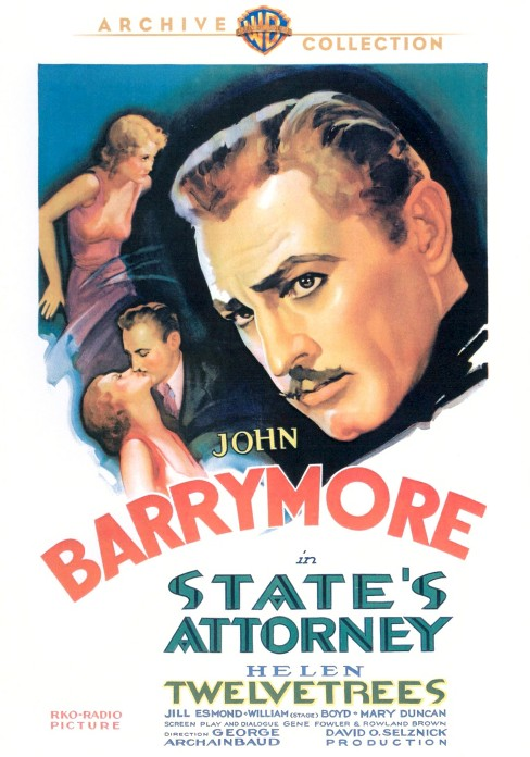 State's attorney (DVD) - image 1 of 1