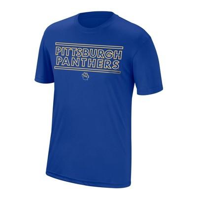 NCAA Pitt Panthers Men's Short Sleeve Crew Neck T-Shirt