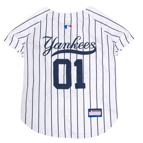 MLB Pets First Pet Baseball Jersey - New York Yankees   Target cf0176d03c6