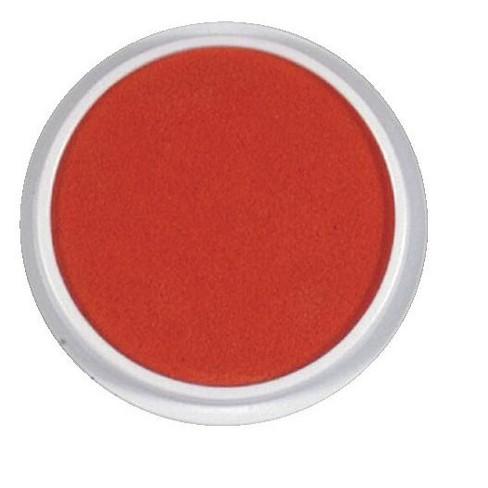 Center Enterprises Jumbo Circular Washable Stamp Pad, 6 Inch Diameter, Orange - image 1 of 1