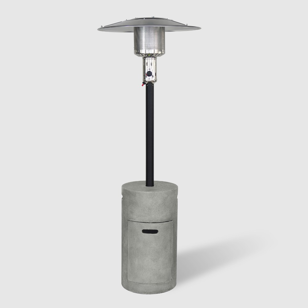 Argent Cement Outdoor Patio Heater - Gray - Bond was $399.99 now $199.99 (50.0% off)