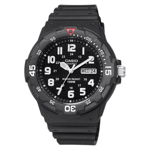 Men's Casio Dive Watch - Black (MRW200H-1BVCF) - image 1 of 3
