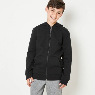 Boys' Fleece Zip-Up Hoodie - Cat & Jack™