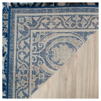 Evoke Rug - Blue/Ivory - (9'x12') - Safavieh