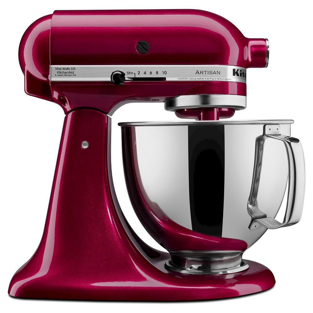 KitchenAid Artisan Series 5 Quart Tilt-Head Stand Mixer- Ksm150, Red 16618672