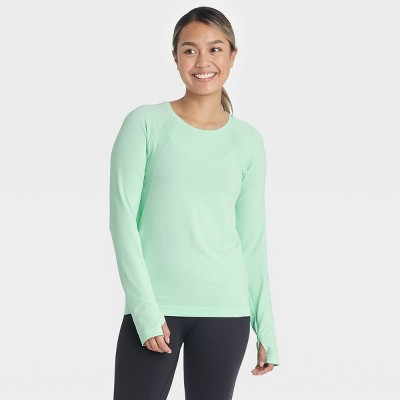 Women's Seamless Core Long Sleeve T-Shirt - All in Motion™