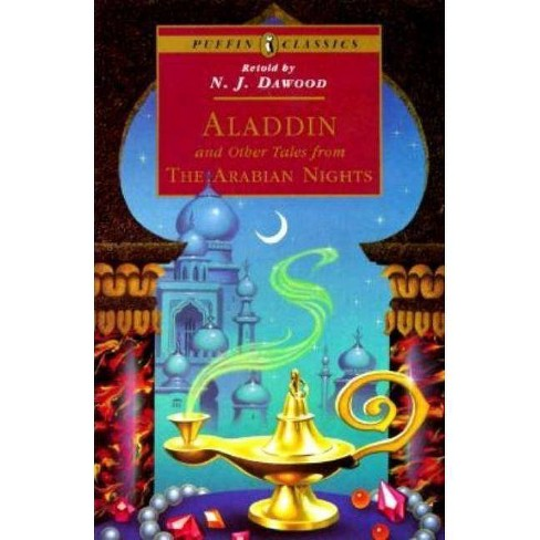 Aladdin and Other Tales from the Arabian Nights - (Puffin Classics) (Paperback) - image 1 of 1