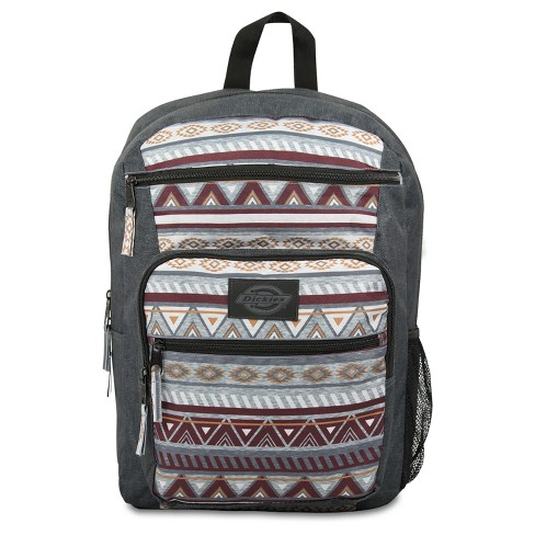 Dickies Double Deluxe Backpack - Heather Tribal - image 1 of 3