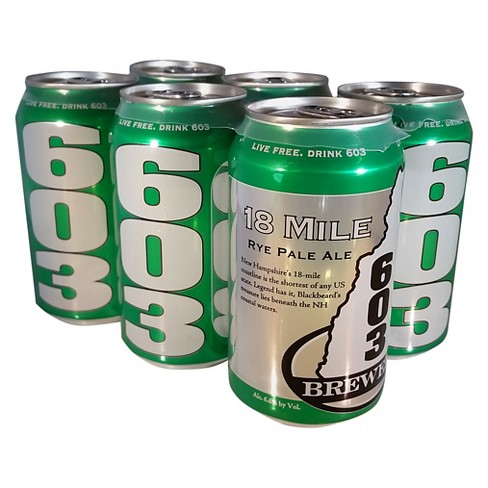 603® 18 Mile Rye Pale Ale - 6pk / 12oz Cans - image 1 of 1