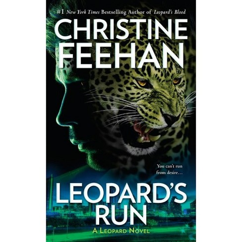Leopards Run Large Print By Christine Feehan Hardcover Target