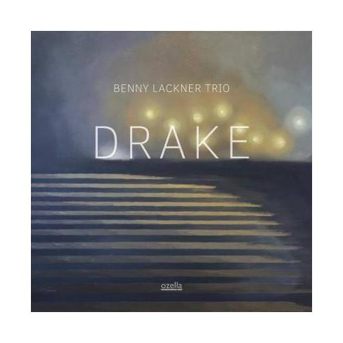 Benny Lackner - Drake (CD) - image 1 of 1