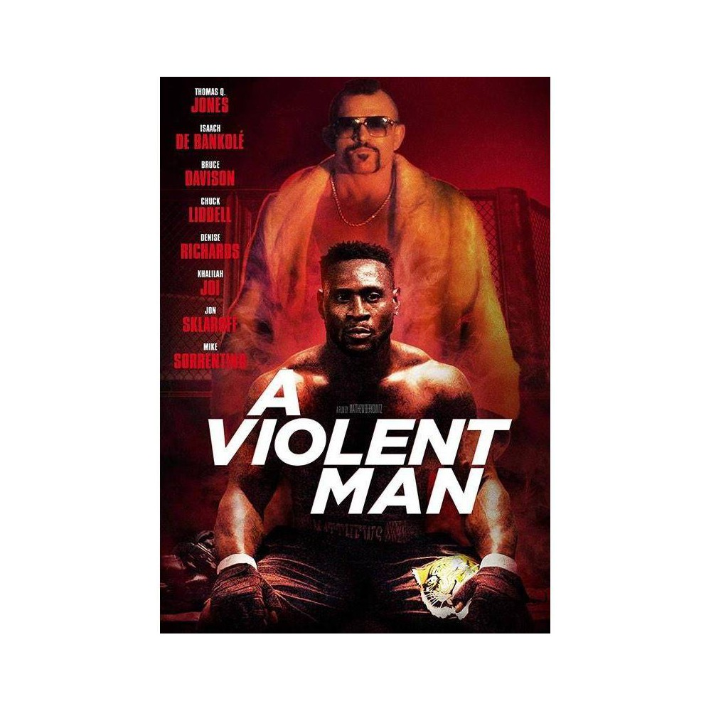 A Violent Man Dvd 2019