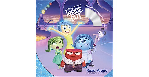 Inside Out ( Read-along Storybook and Cd) (Mixed media product) by Suzanne Francis - image 1 of 1