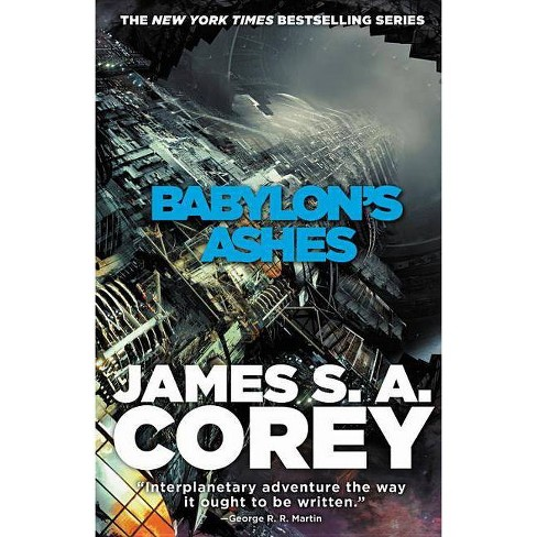 Babylon's Ashes - (Expanse) by  James S A Corey (Hardcover) - image 1 of 1