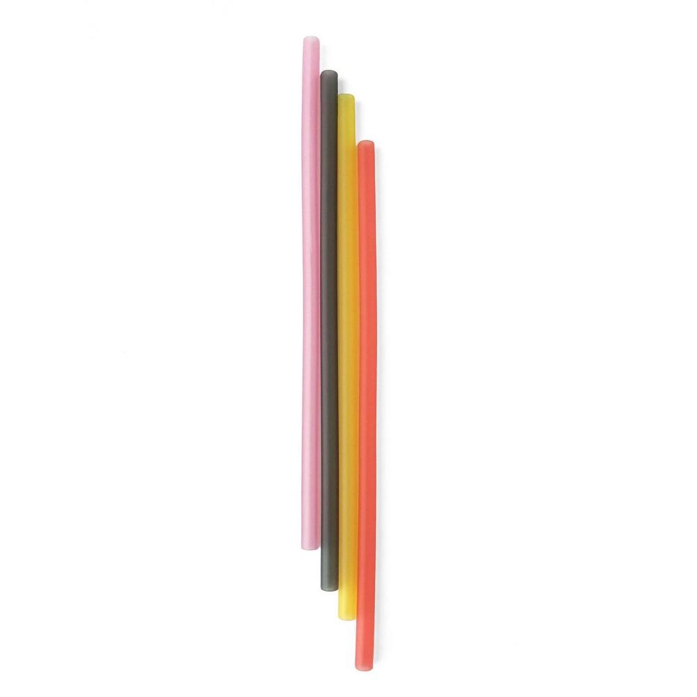 Image of GoSili Extra Long Straws