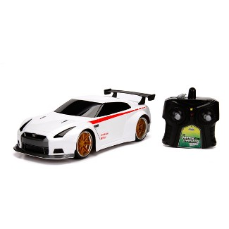 HyperChargers Tuner Remote Control RC Vehicle - 2009 Nissan GT-R - 1:16 Scale